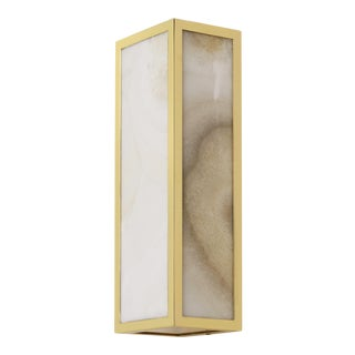 Light Onyx Edge Wall For Sale