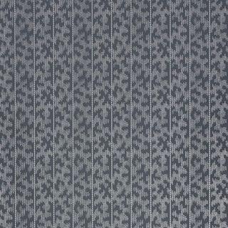 Schumacher X David Oliver Montepellier Wallpaper in Silver Stellar For Sale