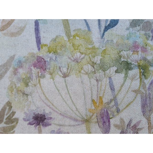 Linen Seed Head Pillow - Image 6 of 7