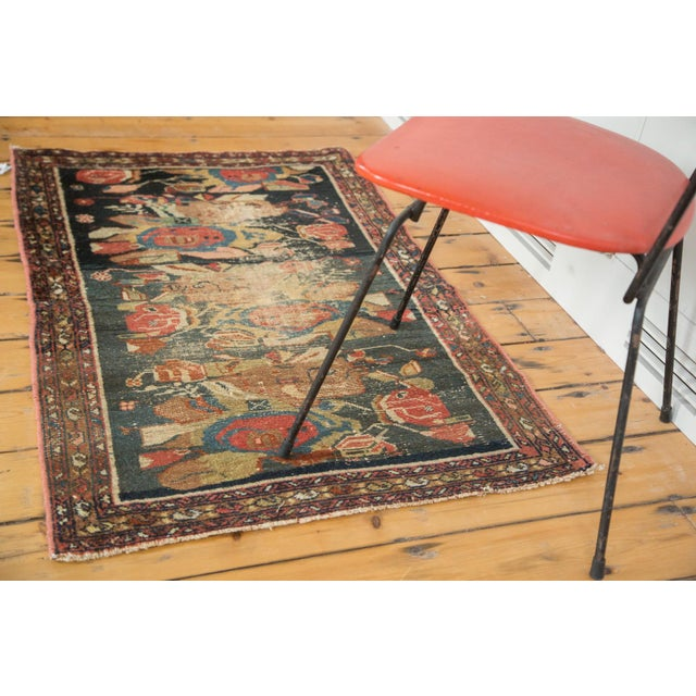Antique Karabagh Lilihan Rug - 2′7″ × 4′1″ - Image 3 of 10