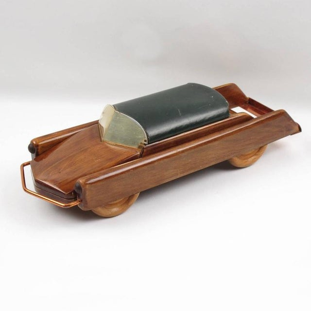 Mid-Century French Decorative Citroen Ds Car Box - Image 3 of 10