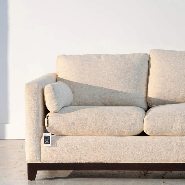 Lee Industries The Gunter Upholstered Sofa For Sale - Image 4 of 8