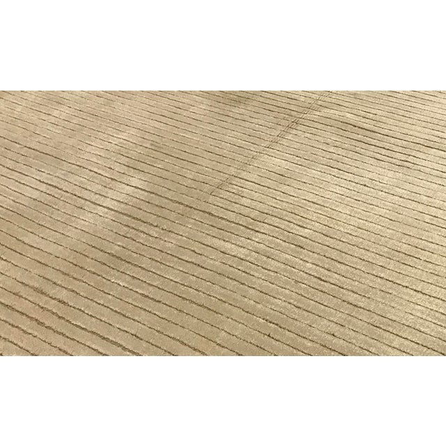 Contemporary Contemporary Hand Woven Rug - 4'11 X 7' For Sale - Image 3 of 4