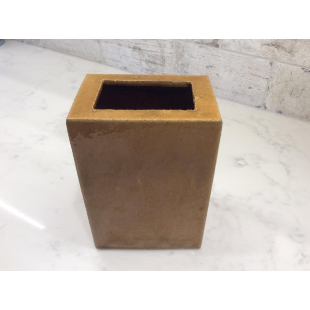 Antique Asian Vase For Sale - Image 6 of 6