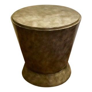 2010s Modern Kravet Bongo Side Table