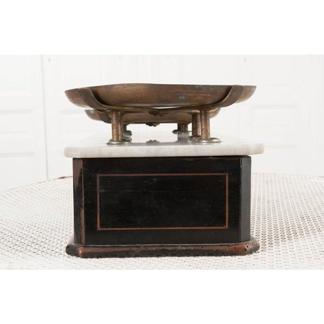 Late 19th Century French 19th Century Culinary Scale For Sale - Image 5 of 13
