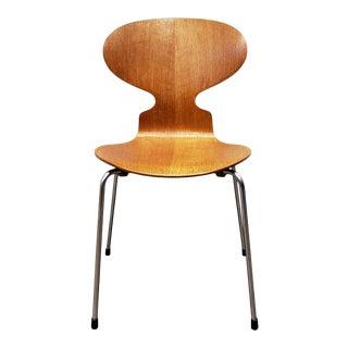 Arne Jacobsen Ant Chair for Fritz Hansen, Denmark, 1970s For Sale