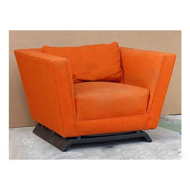 Mid-Century Modern Club Chair - Image 3 of 7