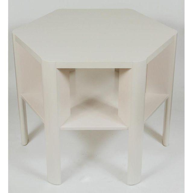 """The """"Library Table,"""" is a multi-functional piece that delivers in both form and function. The scale and shape make it an..."""