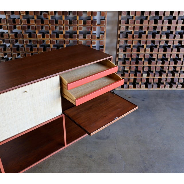 Murray Furniture Co. Milo Baughman for Murray Furniture Cabinet C. 1954 For Sale - Image 4 of 13