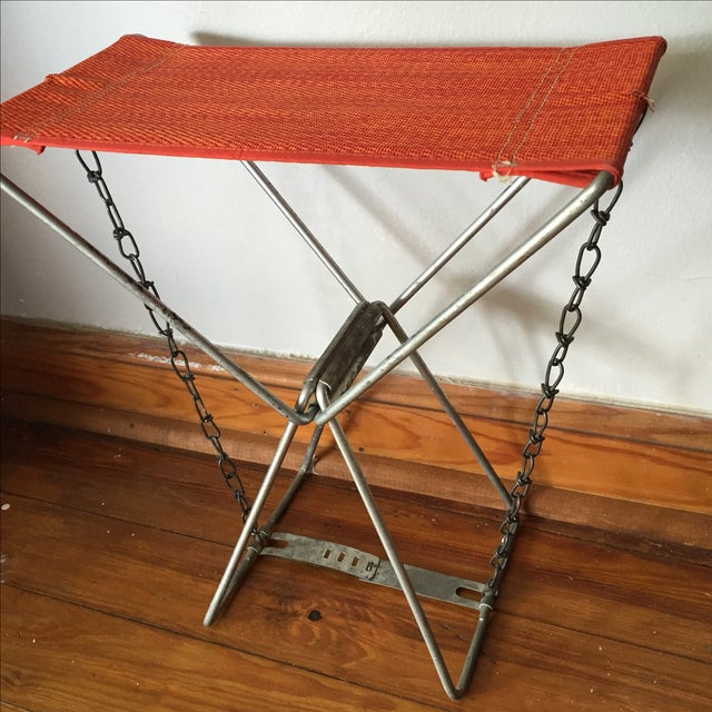 Industrial MyPal Folding Chair For Sale - Image 5 of 6