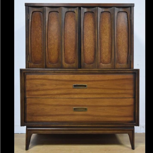 Two-Tier Mid-Century Modern Dresser - Image 2 of 10