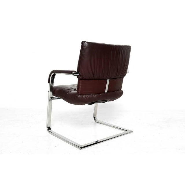 Mid-Century Modern Imago Chairs by Mario Bellini for Vitra - a Pair For Sale - Image 3 of 7