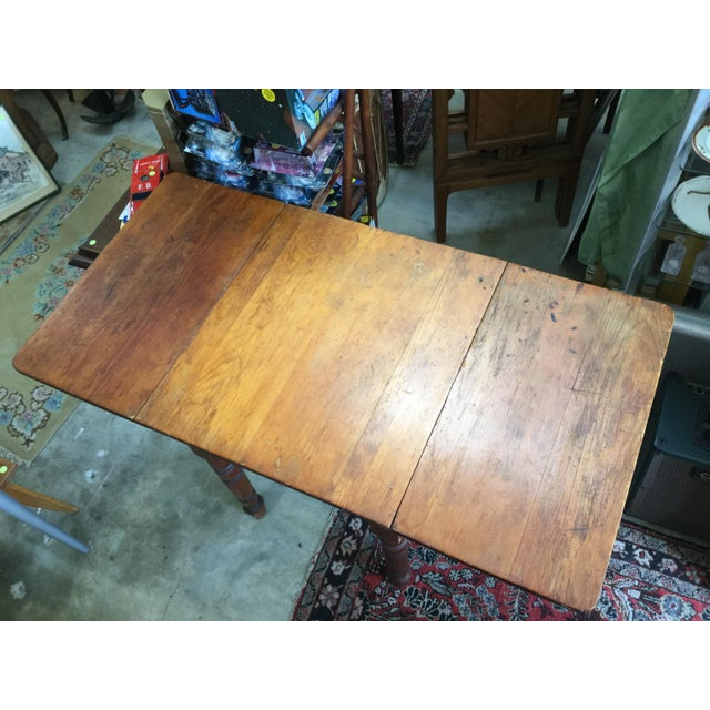 20th Century Country Flour Bin Table For Sale - Image 12 of 13