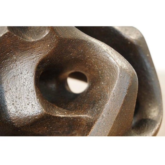1960s Sheldon Caris Abstract Sculpture For Sale In Los Angeles - Image 6 of 10