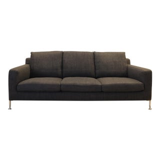 B&b Italia Dark Gray Modern Sofa