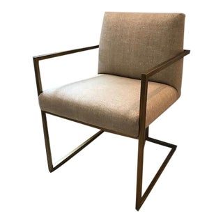 West Elm Modern Armchair