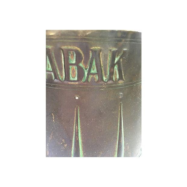 Brass Tabak Spittoon Vessel From Holland - Image 3 of 4