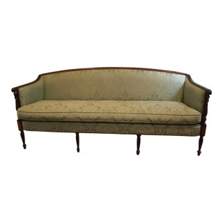 Vintage Sheraton Sofa by Hickory Chair Company James River Collection For Sale