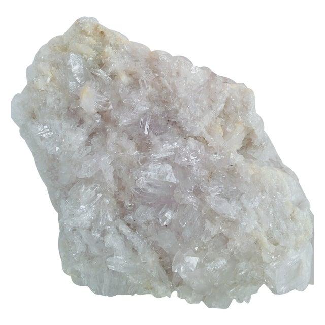Extra Large Quartz Crystal Cluster For Sale