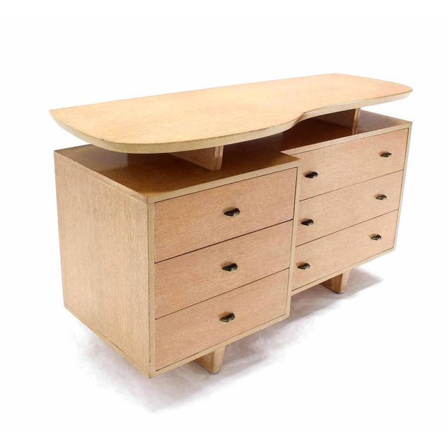 Mid-Century Modern Mid-Century Modern Floating Top Dresser For Sale - Image 3 of 10