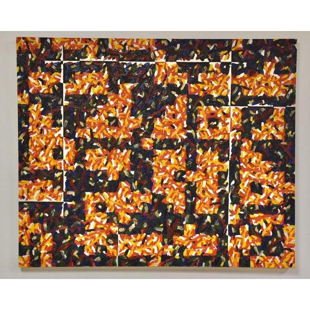 Hans Jorgen Henriksen Danish Abstract Painting - Image 2 of 8