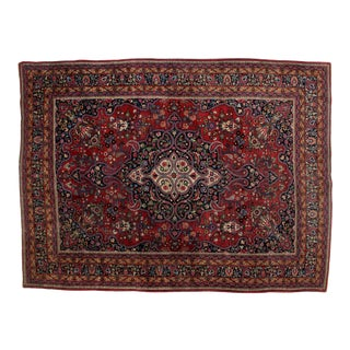"1910s Persian Leon Banilivi Carpet - 8'8"" X 11'8"""