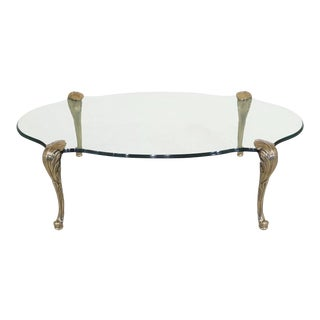 20th Century Traditional La Barge Cocktail Table For Sale