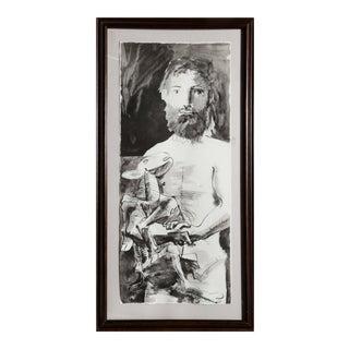 Etude pour l'Homme au Mouton by Picasso