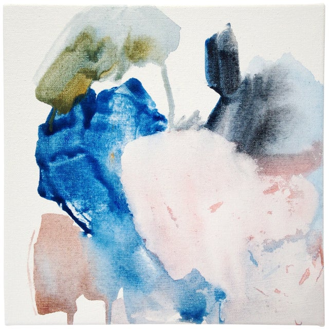 "Dani Schafer ""Beginnings III"" Original Painting - Image 1 of 3"