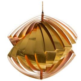 Image of Orange Pendant Lighting