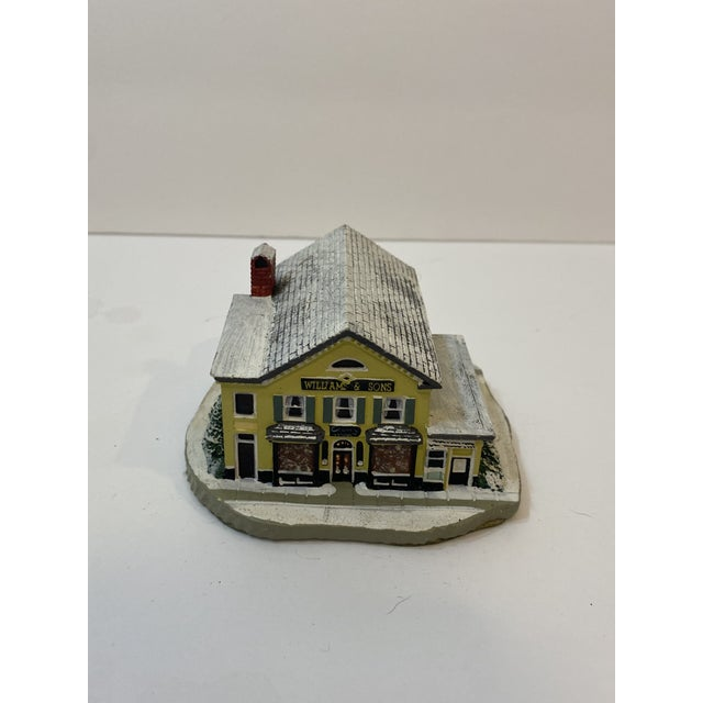 Norman Rockwell Vintage Country Store Sculpture For Sale - Image 4 of 11