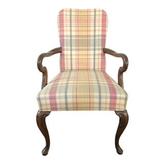 Late 20th Century Upholstered Armchair For Sale