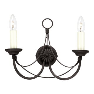 Carisbrooke 2Lt Sconce For Sale