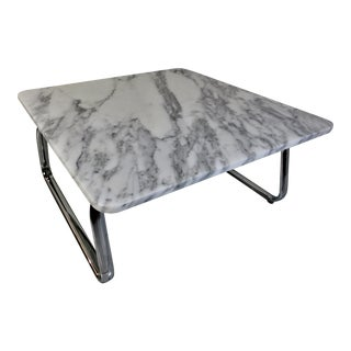 Steelcase Marble Coffee Table