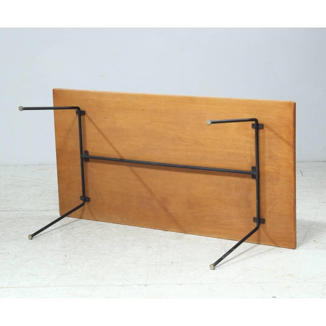 1960s Minimalist Arden Riddle Coffee Table For Sale - Image 5 of 7