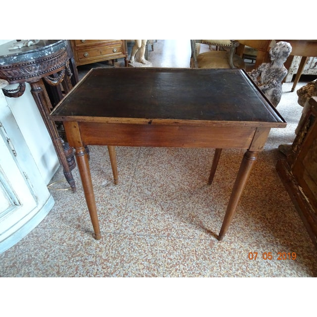 French French Directoire Side Table For Sale - Image 3 of 11