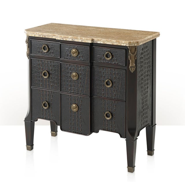 Theodore Alexander Empire Chest - Image 2 of 6