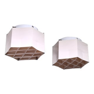 Pair of Atelje Lyktan Ceiling Lamps, Sweden For Sale