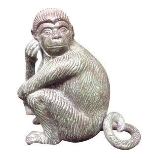 Maitlin-Smith Mid-Century Curious Monkey For Sale