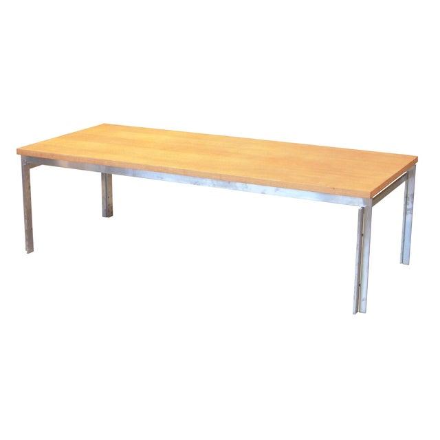 Danish Modern PK 59 sofa table For Sale - Image 3 of 3