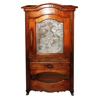 "18th Century Louis XV ""Garde Manger"" Cabinet For Sale"