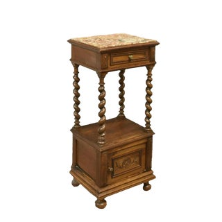 19th Century French Renaissance Revival Henri II Style High Table For Sale