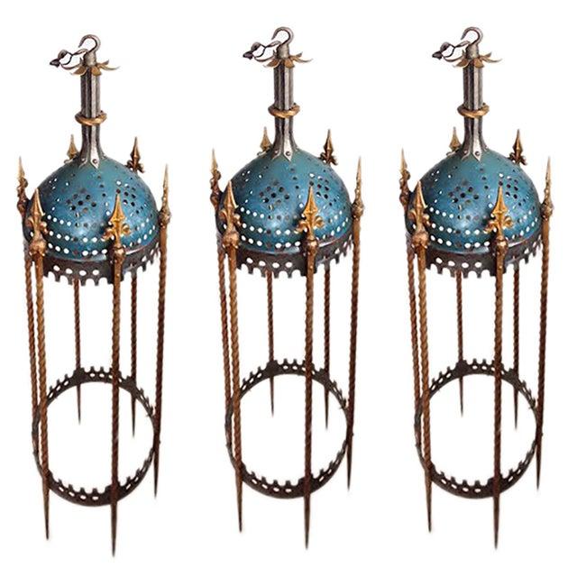 Lanterns - Rambusch Lanterns - Set of 3 - Image 1 of 4