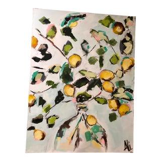 Ali Leja Lemonade Painting For Sale
