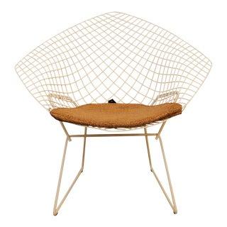Knoll Authentic Bertoia Diamond Chair