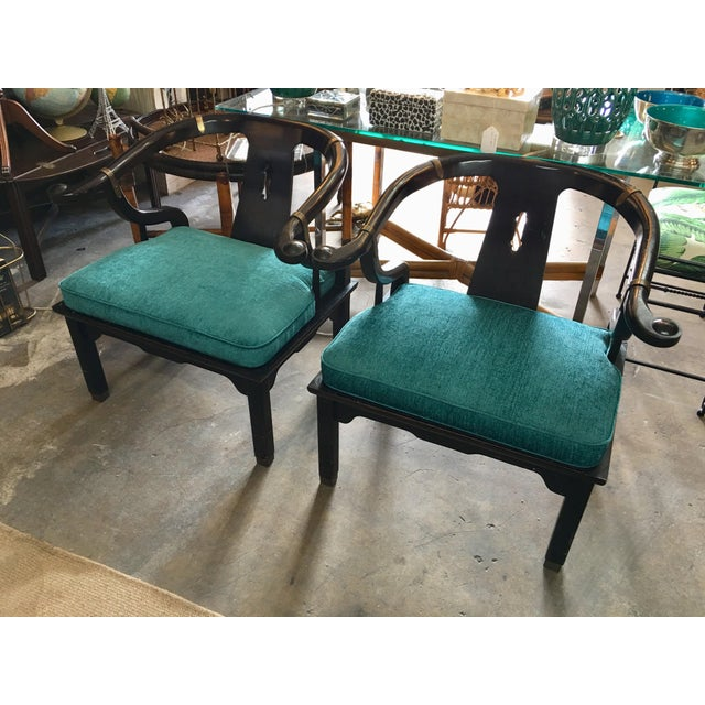 James Mont for Century Ming Chair - A Pair - Image 2 of 6