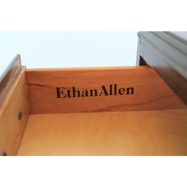 Small Chest of Drawers by Ethan Allen For Sale - Image 10 of 11