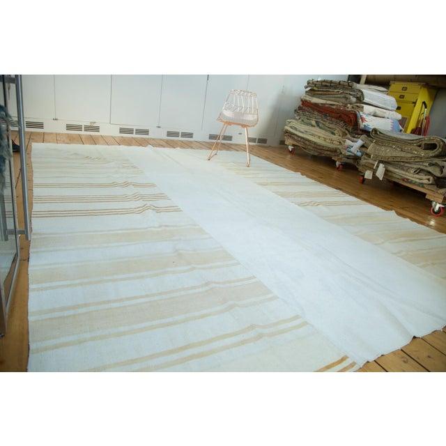 "Vintage Kilim Carpet - 8'1"" X 11'8"" - Image 2 of 6"