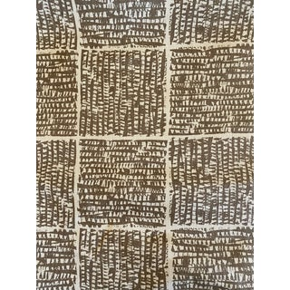 Zanzibar by Peter Fasano 100% Linen Fabric Color Way Is Dune 2.5 Yards For Sale